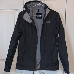 The North Face Dry vent jacket. Gray. XS